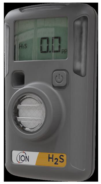 Gasdetektion Dichtheitsmessung ISM ARA   H2S Eingasdetektor