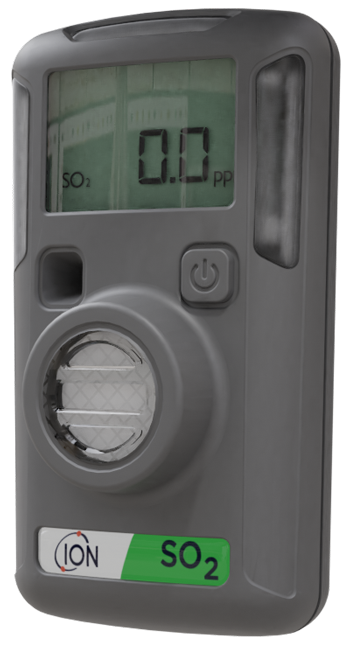 Gasdetektion Dichtheitsmessung ISM ARA | SO2 Eingasdetektor