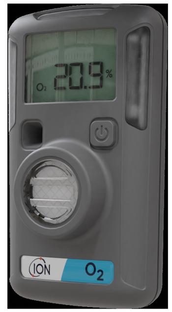 Gasdetektion Dichtheitsmessung ISM ARA | O2 Eingasdetektor