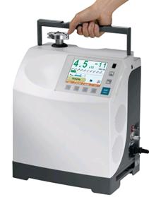 Gasdetektion Dichtheitsmessung ISM Gascheck 310