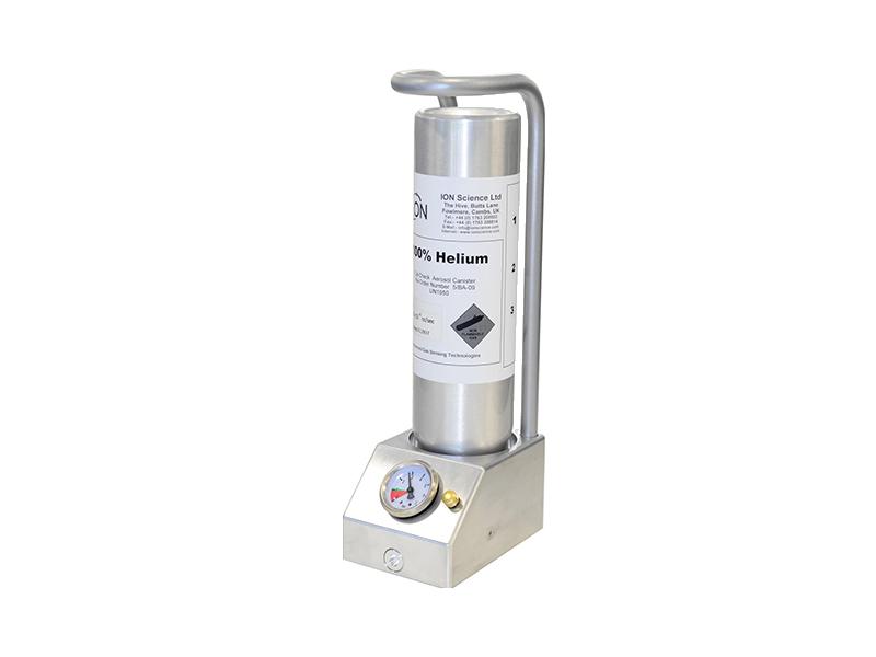 Gasdetektion Dichtheitsmessung ISM Leckkalibrator