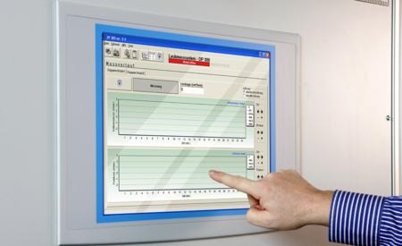 Gasdetektion Dichtheitsmessung ISM