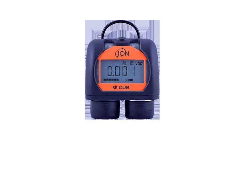 Gasdetektion Dichtheitsmessung ISM Produkte