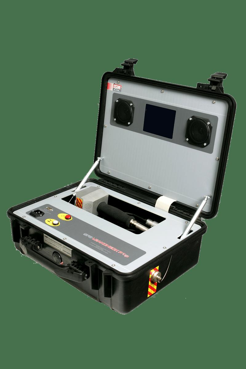 Gasdetektion Dichtheitsmessung ISM SF6 Leakcheck P1:p