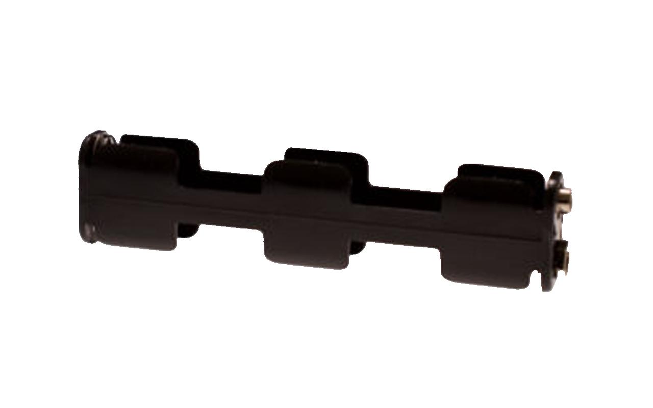 Gasdetektion Dichtheitsmessung ISM Batteriehalter