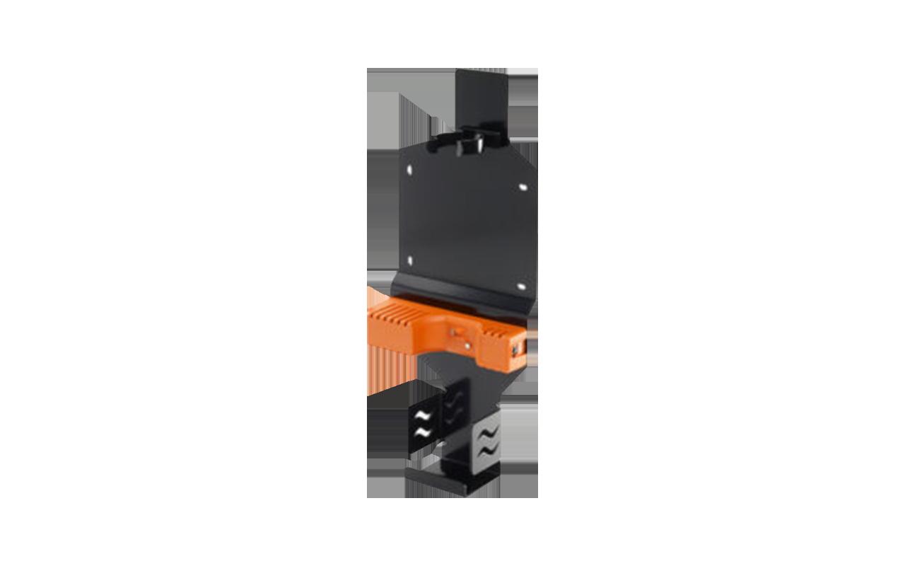 Gasdetektion Dichtheitsmessung ISM Dockingplatte und Ladegerät