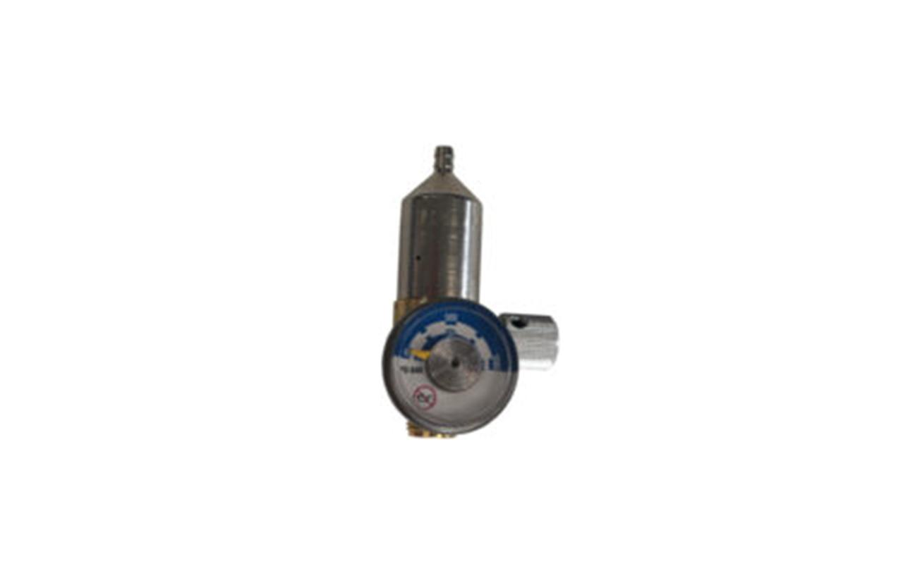 Gasdetektion Dichtheitsmessung ISM Falco Fixed Flow Regulator