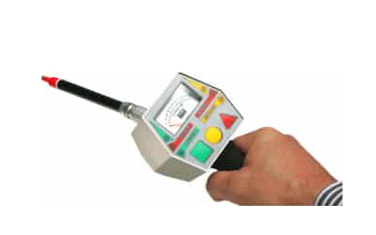 Gasdetektion Dichtheitsmessung ISM SF6 Handsensor