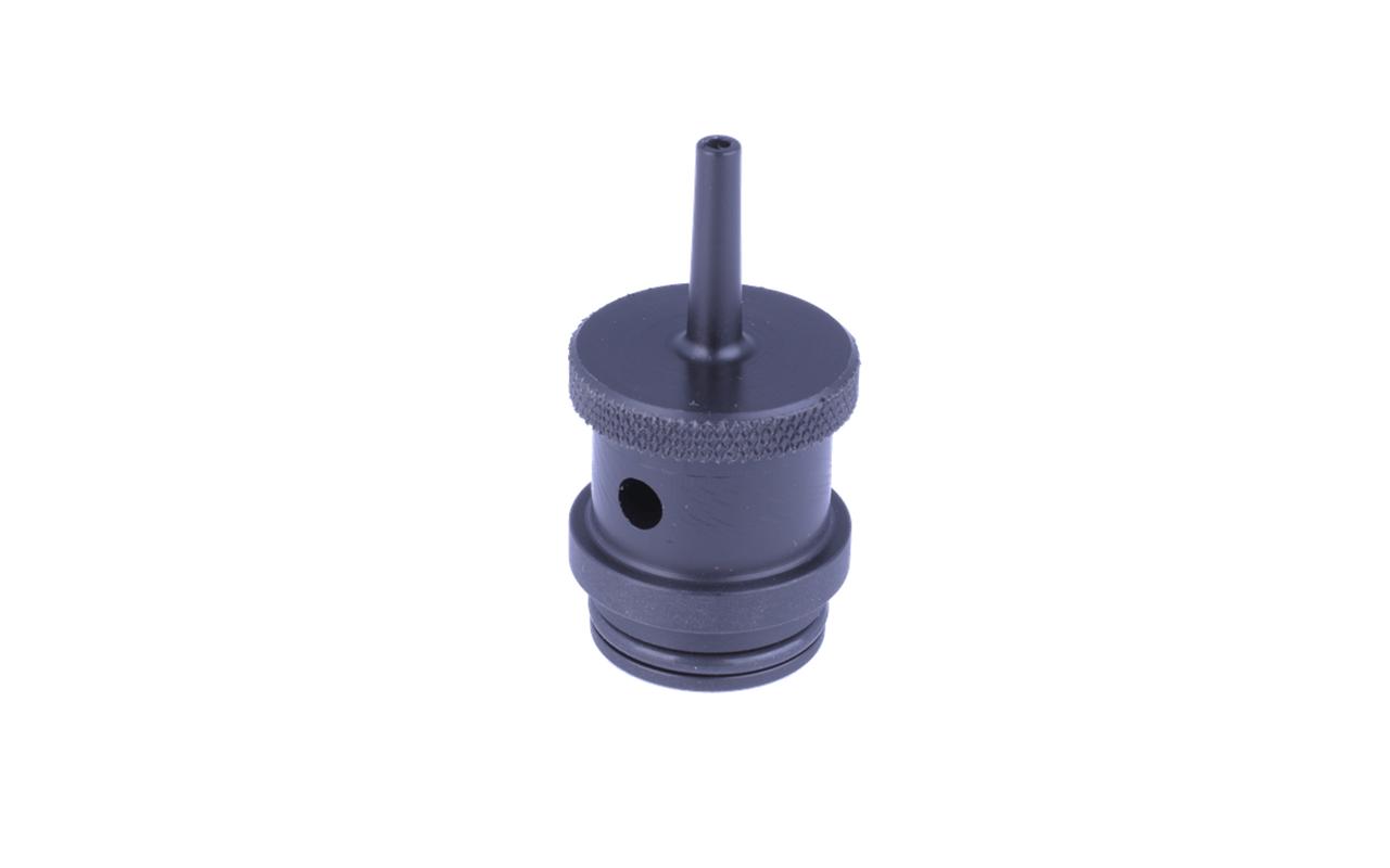 Gasdetektion Dichtheitsmessung ISM Kalibrier-Adapter