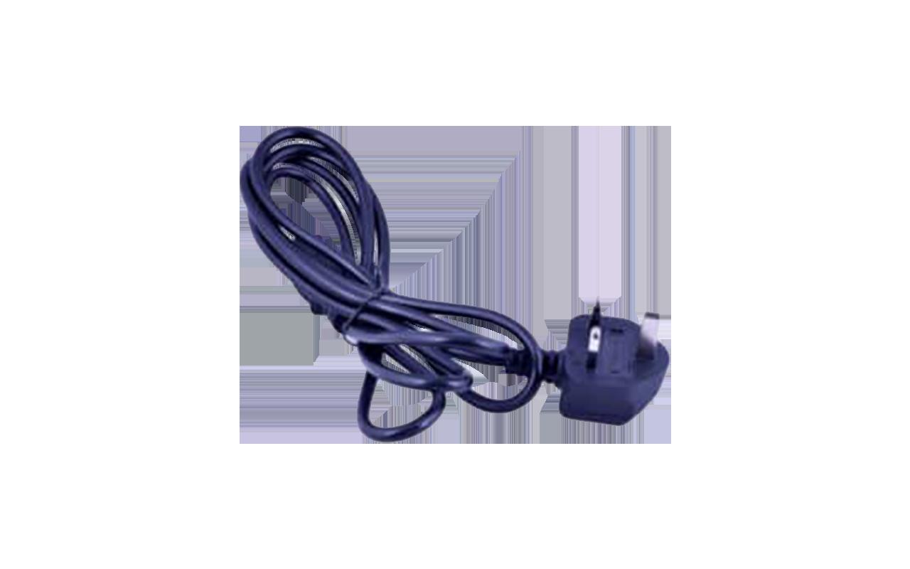 Gasdetektion Dichtheitsmessung ISM Netzkabel