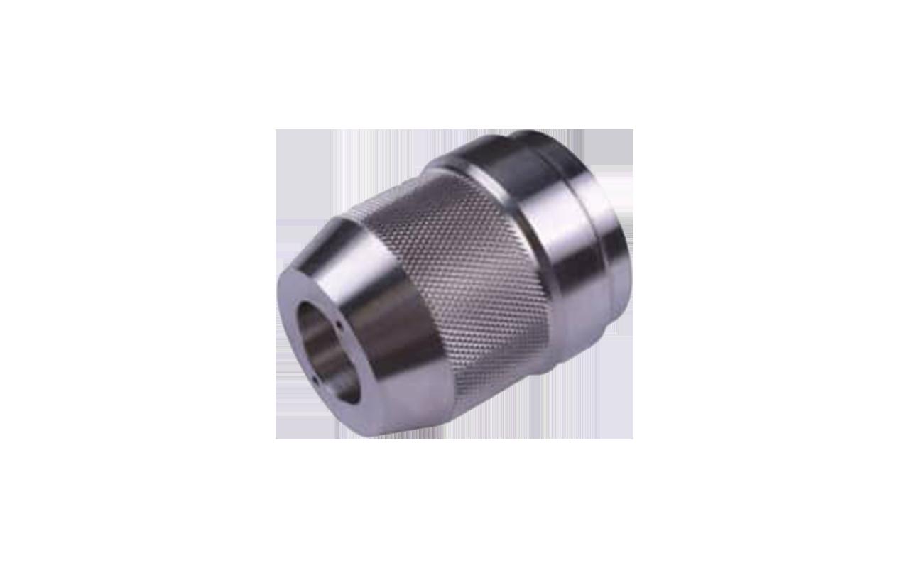 Gasdetektion Dichtheitsmessung ISM Sensorabdeckung