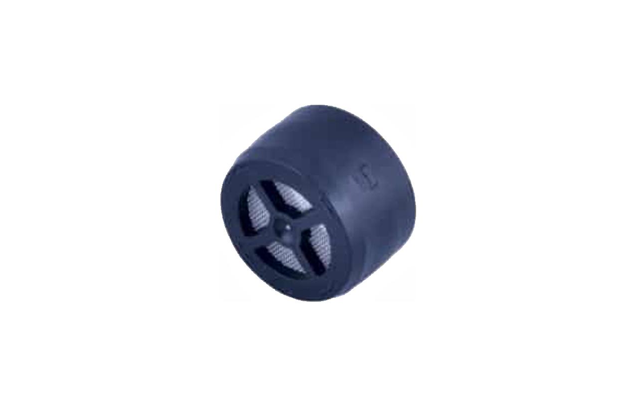 Gasdetektion Dichtheitsmessung ISM Sensorkappe