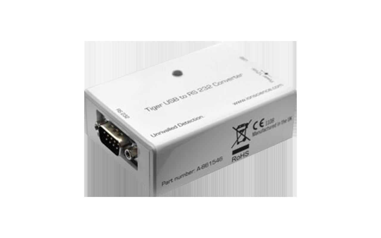 Gasdetektion Dichtheitsmessung ISM USB