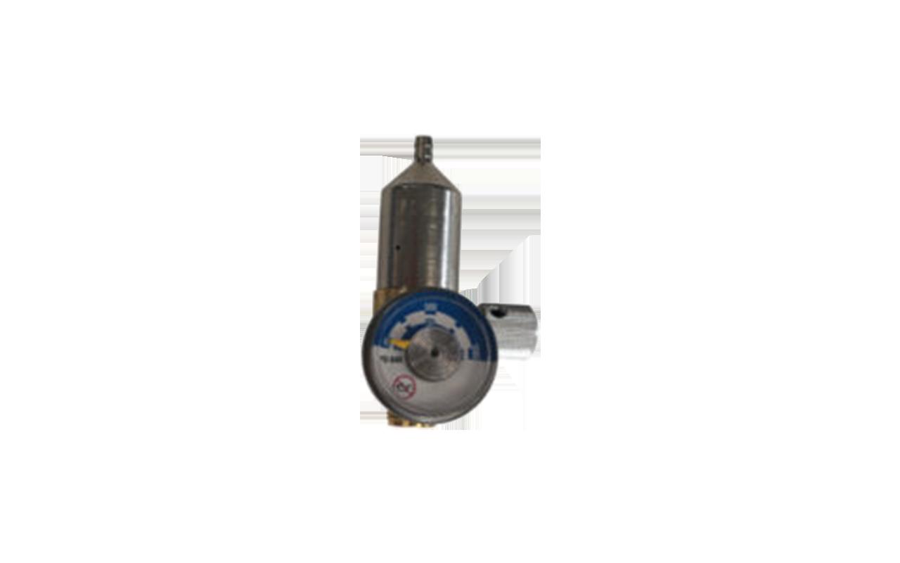 Gasdetektion Dichtheitsmessung ISM Fester Durchflussregler